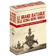 Battaglie Della Seconda Guerra Mondiale Nell'Oceano Pacifico (Le) (4 Dvd)