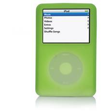 602956002864 Custodia sottile Verde custodia MP3 / MP4
