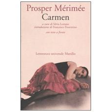 Carmen. Testo francese a fronte