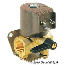 Elettrorubinetto carburante 24 V