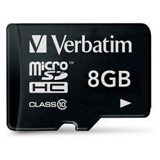 IDATA MSDHC-8GB - Memoria Micro SDHC 8 Gb - Classe 10