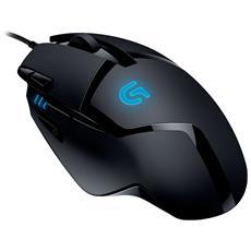 LOGITECH - Mouse Gaming G402 Hyperion Fury 8 Tasti 4000 DPI...