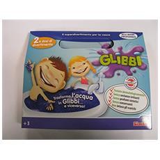 SBA105955362009 Glibbi - Gel da Vasca Colore Assortito