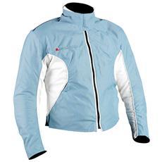 Giacca Moto Liberty, Azzurro, Taglia S