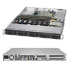 SuperServer 1028R-TDW, Intel C612, Socket R (LGA 2011) , Intel Xeon E5 v3, Xeon, E5-2600, DDR4-SDRAM