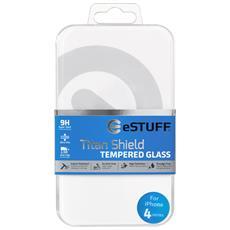 Protezione per Schermo in Vetro Temperato per iPhone 4 / 4S Trasparente