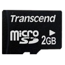 MicroSD da 2 GB