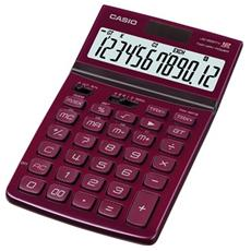 Calcolatrice da tavolo 12 cifre JW-200TV RD Casio - JW-200TV RD