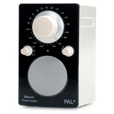 iPal Radio da Tavolo AM / FM Bluetooth Compatibile Apple Colore Nero / Bianco