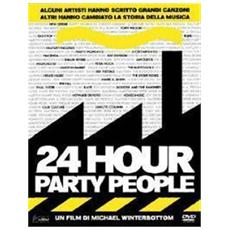 Dvd 24 Hour Party People