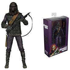 Planet Of The Apes Action Figure Figura Classic Series 1 Gorilla Soldier 18 Cm