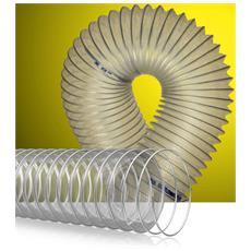 Tubo Poliuretano Flex Per Impianti Di Aspirazione Ø 160 Mm Imballo Da Mt 10