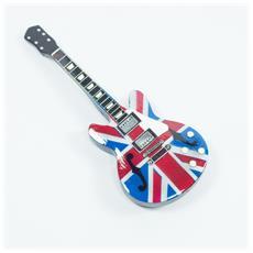 Magnete forma chitarra - Oasis - Noel Gallagher