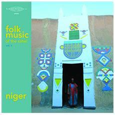 Folk Music Of The Sahel Vol. 1 - Niger (2 Lp)