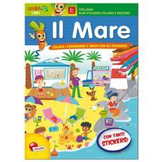 Al Mare (Albo Stickers Coloro E Decoro)