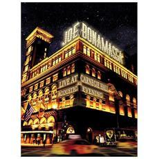 Joe Bonamassa - Live At Carnegie Hall - An Acoustic Evening (2 Dvd)