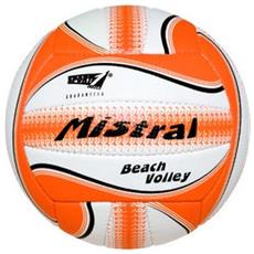 Sport-one Pallone Beach Volley Mistral 703500031 Colore Arancione