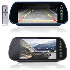 Specchietto Retrovisore Auto Con Monitor Per Fare Retromarcia