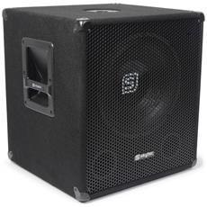 "Smwba15 Bi-amplificatore Subwoofer 15 """"600w"