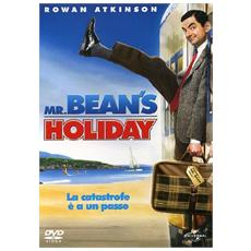 Dvd Mr. Bean's Holiday