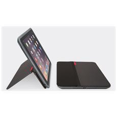 Custodia Protettiva con Supporto Inclinabile per iPad Mini Nero