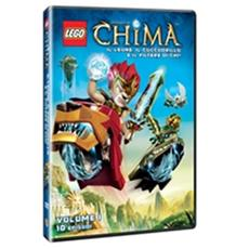 Lego - Legends Of Chima - Stagione 01 #01