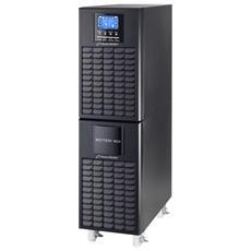 Gruppo di Continuità UPS 6000 VA / 5400W VFI CT LCD