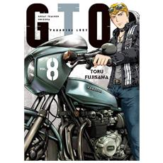 G. T. O. Paradise Lost #08