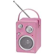 Design Radio Rosa Mr 4144