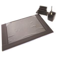 desk set 'vendôme' marrone - [ l9985]
