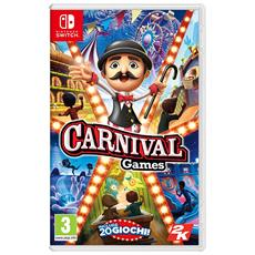 SWITCH - Carnival Games - Day one: 06/11/18