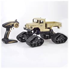 Zg - C1231ws 1/12 Rc Truck Snow Beach Crawler 2.4g Car Rtr