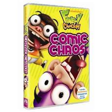 Dvd Fanboy & Chum Chum - Caos Comico