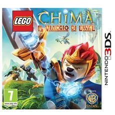 N3DS - Lego Legends of Chima: Il Viaggio di Laval