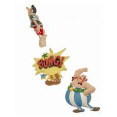 70024 - Asterix - Mini Calamita Obelix - Set 3 Pz