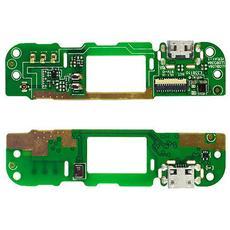 Ricambio Sostituzione Connettore Flex Microfono + Connettore Ricarica Per Desire 626