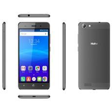 "Leisure L56 Grigio 16 GB 4G / LTE Dual Sim Display 5"" HD Slot Micro SD Fotocamera 13 Mpx Android Italia"