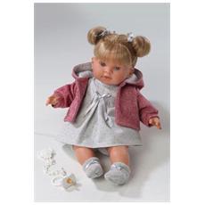 Bambola Julia Cm 42