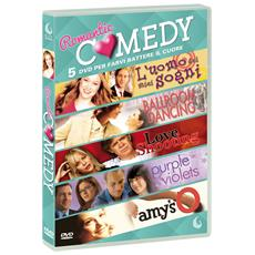 Dvd Romantic Comedy (box 5 Dvd)