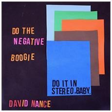 David Nance - Negative Boogie
