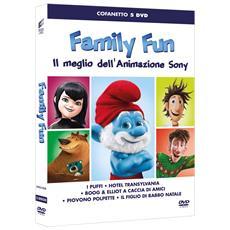 Family Fun - Il Meglio Dell'Animazione Sony (5 Dvd)