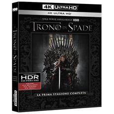Trono Di Spade (Il) - Stagione 01 (4K Ultra Hd) (5 Blu-Ray) - Disponibile dal 07/06/2018