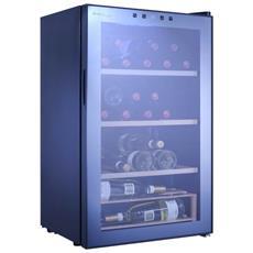 Cantinetta Vino VD40SMCW Classic Capacità 40 Bottiglie Vetro a Specchio