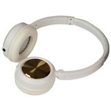Cuffie Stereofonico Colore Bianco