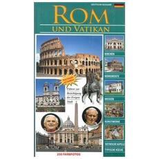 Roma e il Vaticano. Ediz. tedesca