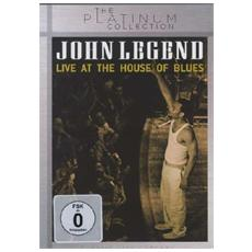 Dvd Legend John - Live At The House Of B