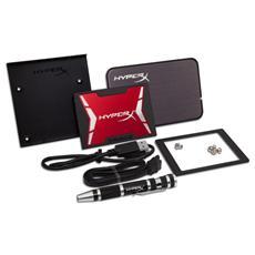 KINGSTON - SSD 480 GB Serie HyperX Savage Interfaccia Sata...