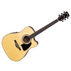Chitarra acustica amplificata AW70ECE-NT