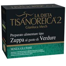 Tisanoreica 2 Zuppa Al Gusto Di Verdure 4 Preparati