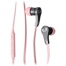 FRESH N REBEL - Auricolari In-Ear Lace Earbuds - Rosa